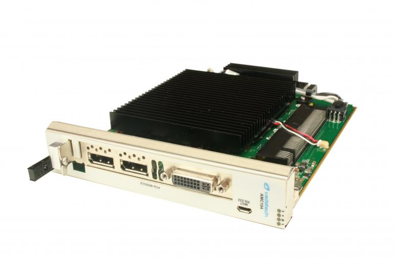 AMC104 - AMC Carrier for PCIe Gen 3 Module