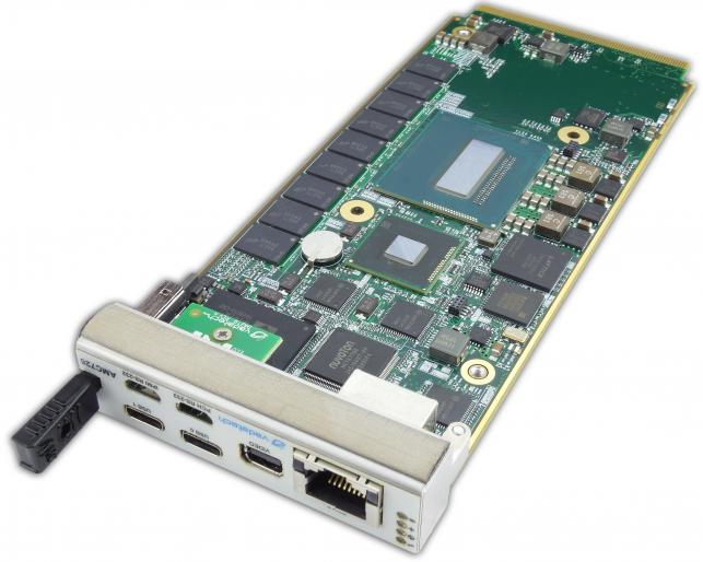 AMC726 -  Core i7-4700EQ Processor AMC, PCIe
