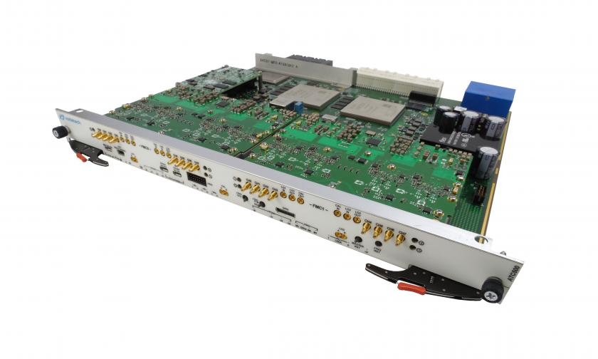 ATC500 - Base Board for Wideband Massive MIMO Software Defined Radio