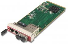AMC203 - AMC Dual Port GbE Module, Fiber Option
