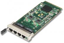 AMC204 - AMC Four Port GbE Module