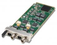 AMC207 - AMC Dual Port 10-BaseT Ethernet Module
