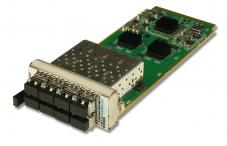 AMC236 - AMC 8 Port Gigabit Ethernet via SFP