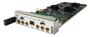 AMC347 - RGsB Video Input to H.264 Encoder and Display Port (DP) to RGsB 75 Ohms per RS-343A