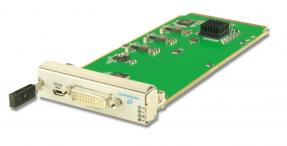 AMC349 - AMC Single Channel DVI/VGA Graphics Module