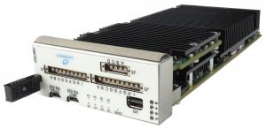 AMC597 - 300 MHz to 6 GHz Octal Versatile Wideband Transceiver (MIMO), UltraScale™ AMC