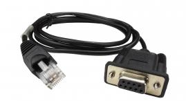 CBL004 - RS-232 Adaptor Cable, RJ45 to DB-9