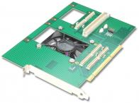 PCI100 - PCI Carrier for PMC, PrPMC and PIM Modules