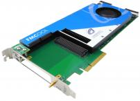 PCI516 - PCIe FPGA Carrier for FMC, Virtex-7