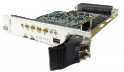 VPX599 - Dual ADC @ 6.4 GSPS and Dual DAC @ 12 GSPS, UltraScale™, 3U VPX