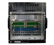 VT822 - 12U Rugged AdvancedTCA Shelf, 14 Slot, Front I/O