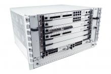 VT830 - 6U ATCA SlotSaver Chassis with Dual Switching Shelf Managers